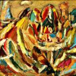 Гость из Москвы х.м. 90х120 1991