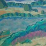 Озеро Врево б.см. т. 42х60 2006